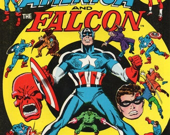 Captain America #155 NM Marvel Comic