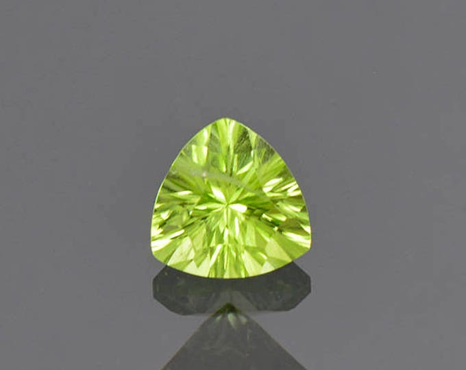 UPRISING SALE! Fabulous Mint Green Peridot Gemstone from Pakistan 1.29 cts.