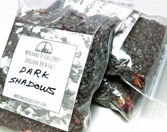 Dark Shadows ~ Merchant Of Gallifrey original bath salt