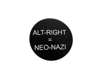 4 alt-right = neo-nazi stickers