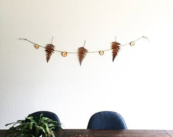 farmhouse fern botanical banner