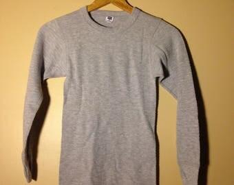 Vintage Hanes Thermal Shirt - Small