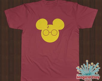 Disney Shirts - Harry Potter Mickey