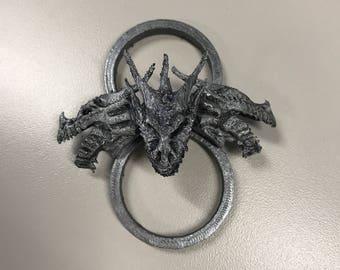 3 headed Dragon Link- Game of Thrones, Daenerys Targaryen, Khaleesi, Renaissance, Medieval, Mother of Dragons