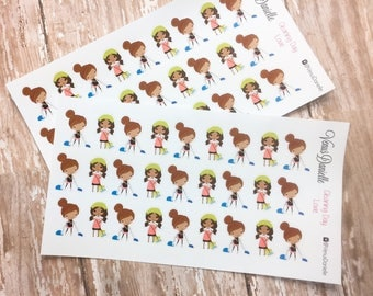 Cleaning Planner Stickers, Lovie Cleans, Cleaning Stickers, Planner Stickers, Housework Stickers, Chore stickers