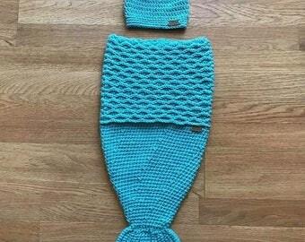 baby mermaid sack