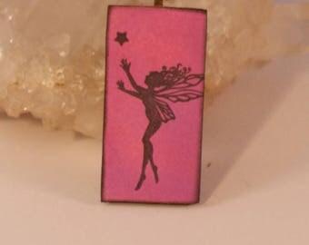 SALE, Fairy necklace, fairy pendant, fantasy jewellery. mystical jewelry, bohemian necklace, fairy jewelry, wearable art, fairytale jewelry
