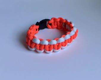 Glow in Dark Limited Edition Survivor Paracord Bracelet