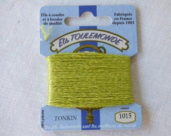 Collar 1015 tonkin embroidery threads
