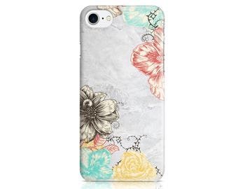 Flower Case for iPhone 7 iPhone 7 Plus iPhone 6s iPhone 6s Plus iPhone 6 iPhone 6 Plus iPhone SE iPhone 5s iPhone 5c iPhone 5 iPhone 4s
