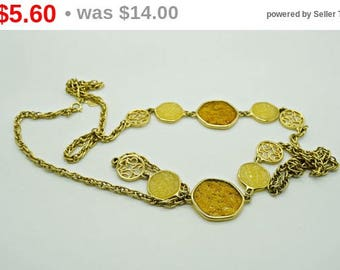 Vintage Sarah Coventry Fashion Necklace