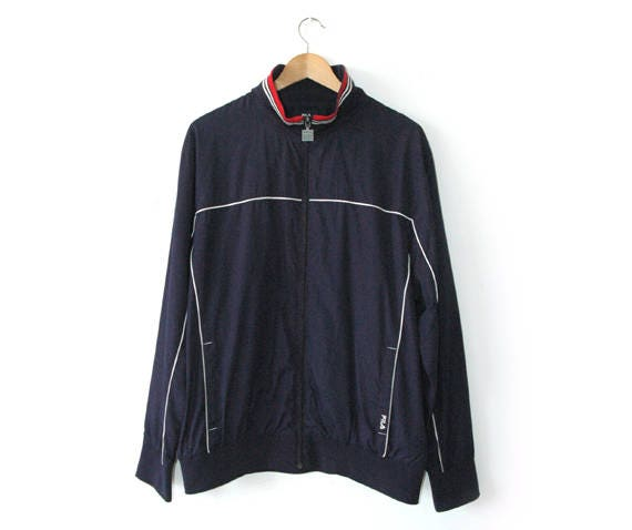 Fila retro track top