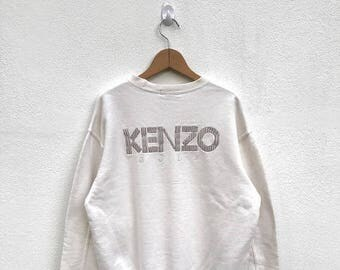 20% OFF Vintage Kenzo Golf Sweatshirt Spell Out,Kenzo Big Logo,Kenzo Sport Shirt,Kenzo Golf,Kenzo Sport