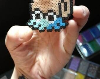 Pokemon mini omanyte perler
