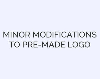 Pre-Made Logo Modifications Add-On