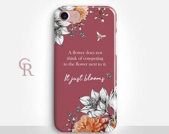 Oscar Wilde iPhone 8 Case For iPhone 8 iPhone 8 Plus - iPhone X - iPhone 7 Plus - iPhone 6 - iPhone 6S - iPhone SE - Samsung S8 - iPhone 5