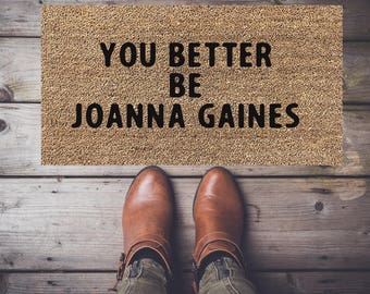 ORIGINAL Joanna Gaines Doormat