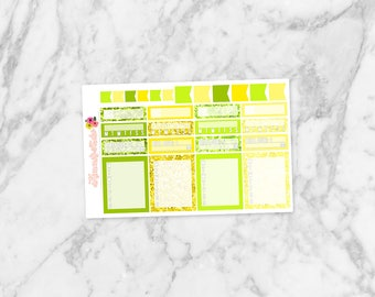 August Habit Trackers, Bill Due and Appointment Labels | Planner Stickers for Erin Condren Life Planners, Happy Planners, Personal Planners