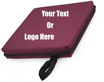 Custom Personalized Durable Stadium Cushions