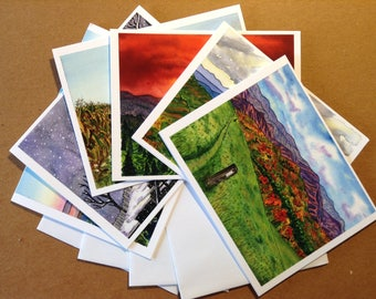 Appalachian Trail Greeting Cards Variety Pack
