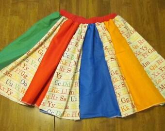 Teacher's skirt - full circle skirt
