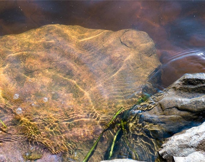 RIVER ROCK 2 | modern fine art photography blank note cards custom books interior wall decor affordable pictures –Rick Graves