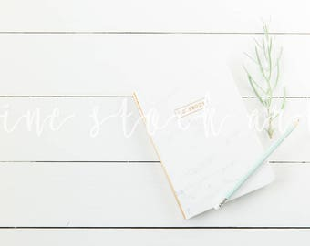 Shiplap Blog Stock Photo | Instant Download | Add Your Own Text
