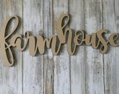 farmhouse sign, blessed, ...