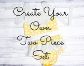 Create Your Own Two Piece Set