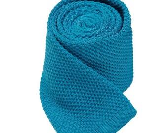 Knit Necktie Mens Knitted Tie Skinny Tie Wedding Necktie Gift for Men Skinny Knitted Tie Knit