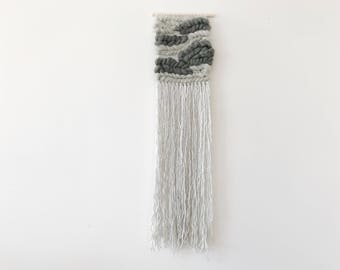 Light & Dark Grey Wall Hanging