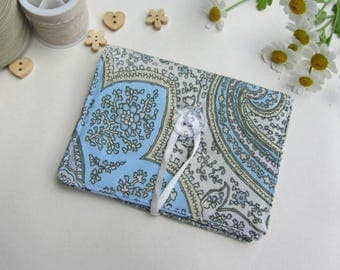 Business Card Wallet – Credit Card Holder – Travel Wallet – Card Pouch – Travel Card Holder – Business Card Holder – Fabric Wallet