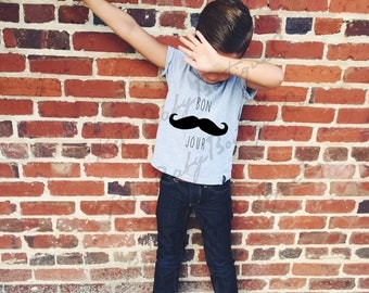 Boys Shirts, Boy Clothes,Toddler Boys Clothes, Boys T-Shirts, Boys Mustache shirt,baby boy mustache shirt,baby boy clothing,graphic t-shirt,