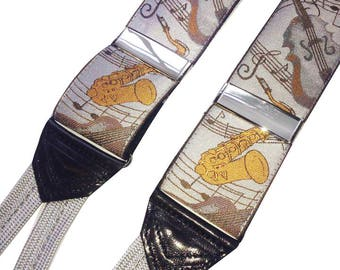 Musical Notes Limited Edition Braces