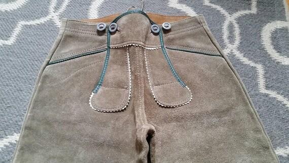 Vintage Lederhosen-boys
