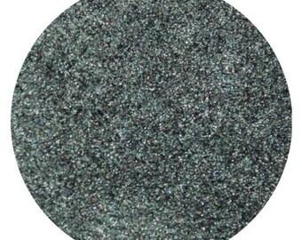 Midnight Green, Dark Green Pigment Eyeshadow, 26 mm pan