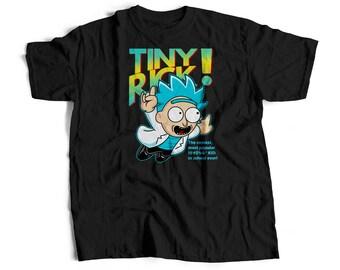 rick and morty / tiny rick / pickle rick / rick sanchez / morty / rick / rick morty / tiny rick t-shirt / shirt / rickle / Tee T-Shirt