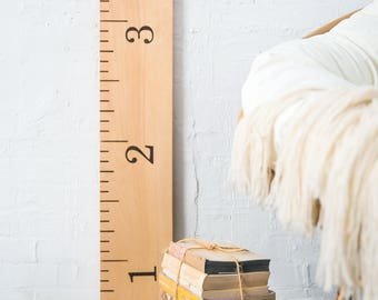 growth chart ruler growth ruler wooden growth chart wood growth chart wooden