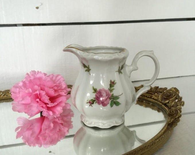 Bareuther German Porcelain Pitcher