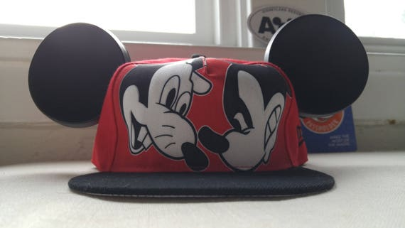 Mortimer & Mickey Hat. Mickey Ears. Rivals.