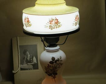 Old fashioned globe lamps 47
