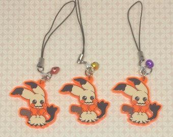 Halloween Mimikyu Charm | Pokemon