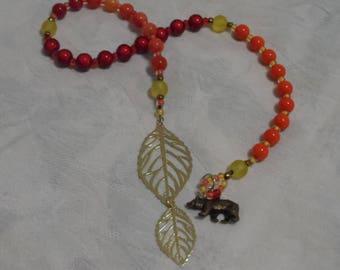 Pagan Prayer strand