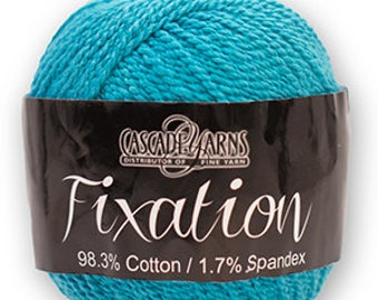 Cascade Fixation Yarn - Cotton with a touch of Elastic