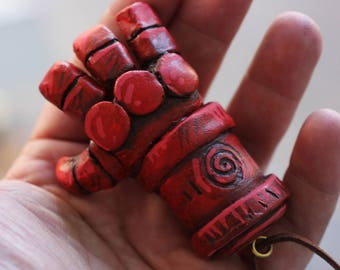 Hellboy Right Hand of Doom Ornament