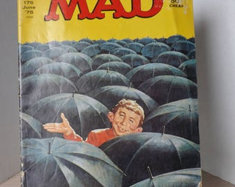 3- 1975 MAD COMIC BOOKS