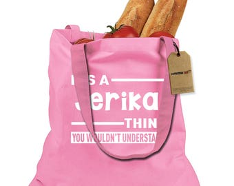 It's A Jerika Thing Shopping Tote Bag