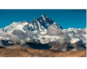 Mount Everest Photo License Plate - LPO3524