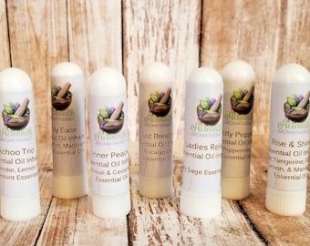 Essential Oil Nasal Inhaler
