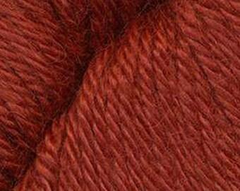 Juniper Moon HERRIOT DK Baby Alpaca 4-Ply Yarn +Free Patterns 17.99+.99ea to Ship Arabian 1023 Brick Red, Burnt Orange 219yd 100g MSRP 19.99